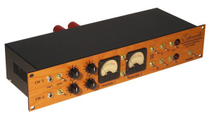 Edwards LE10 Setreo Micrphone Preamp