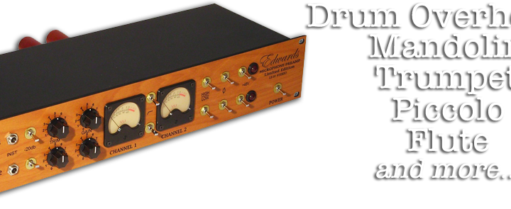 Edwards LE-10 Audio Demo Slider