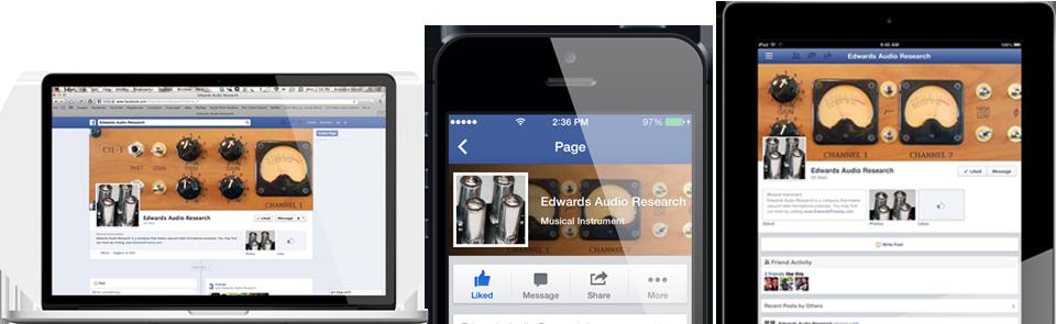 Facebook Slider
